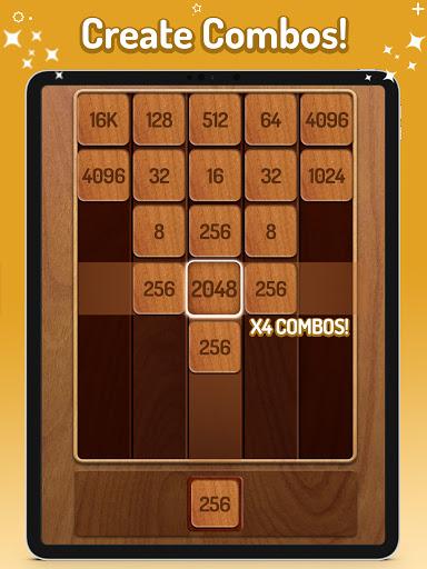 Merge Numbers - 2048 Blocks Puzzle Game screenshots 24