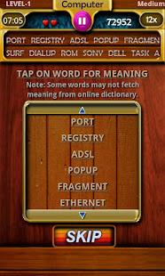 Word Fill