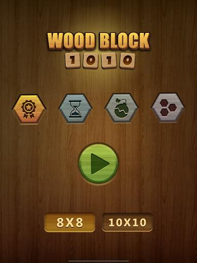 Wood Block Puzzle 2021 - Wooden 3D Cube Puzzle Gem goodtube screenshots 23