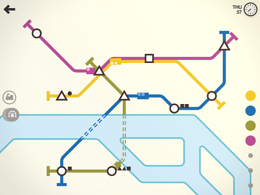 Mini Metro Varies with device screenshots 8