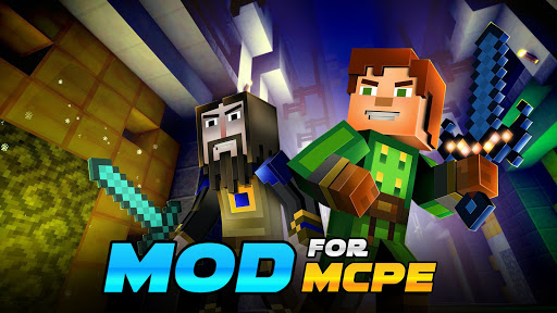 Mods for Minecraft PE by Friday screenshots 3