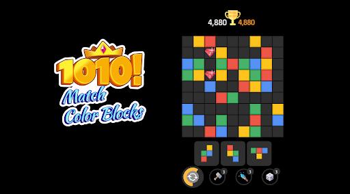 1010! Match Color Blocks screenshots 3