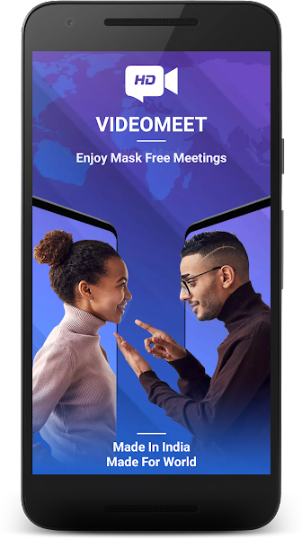 VideoMeet - Audio/Video Conference & Webinar