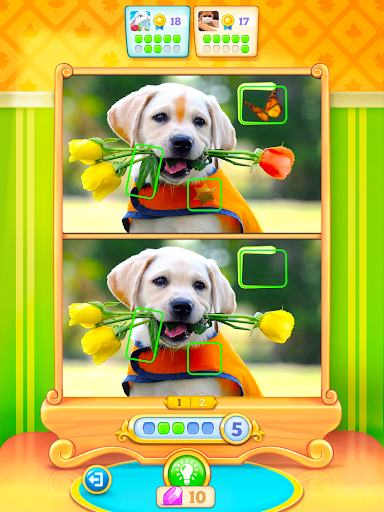 Fun Differences - Find All The Differences! screenshots 9