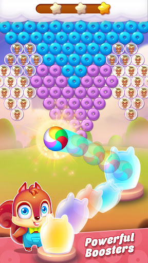 Bubble Shooter Cookie screenshots 4