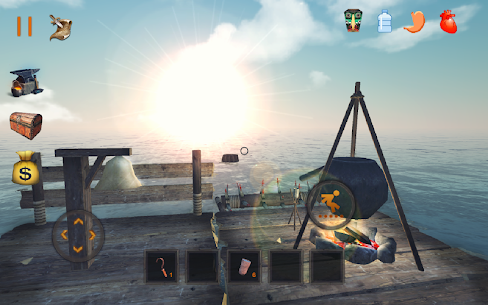 Ocean Survival: Ultimate – Simulator 9.9.9 Apk + Mod 5