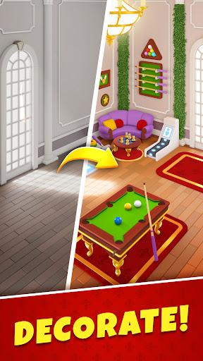 Royal Merge 3D: Match Objects  screenshots 2