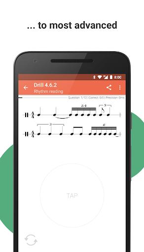 Complete Rhythm Trainer 1.3.10-71 (116071) Screenshots 4