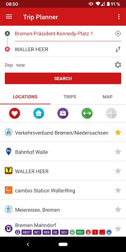 FahrPlaner  Screenshots 1