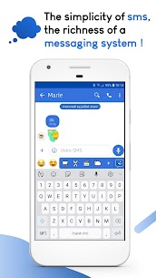 Mood Messenger Mod Apk- SMS & MMS (Lifetime Premium) 1