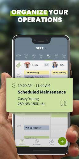 jobber - crm for field service: estimate & invoice screenshot 3
