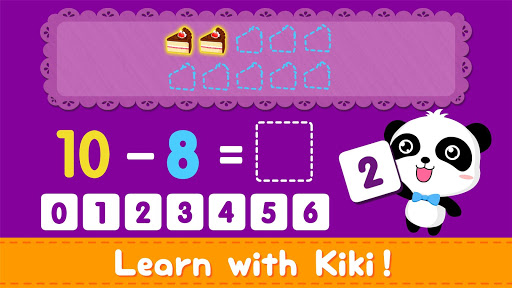 Little Panda Math Genius - Education Game For Kids 8.48.00.01 Screenshots 3