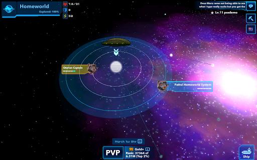 Pixel Starshipsu2122 0.980.1 screenshots 22
