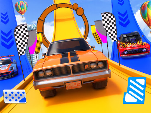 Car Stunts 3D Free- Impossible Ramp Car Stunt 2021 4.4 screenshots 6