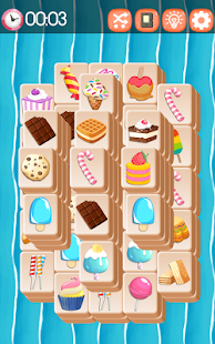 Mahjong Cookie & Candy Towers