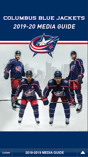 Columbus Blue Jackets Interactive Media Guide For PC Windows (7, 8, 10, 10X) & Mac Computer Image Number- 5