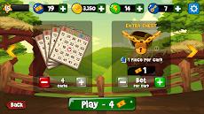 Abradoodle Bingo ビンゴ ゲーム アプリ - ビンゴ アプリ - ビンゴ マシーンのおすすめ画像4