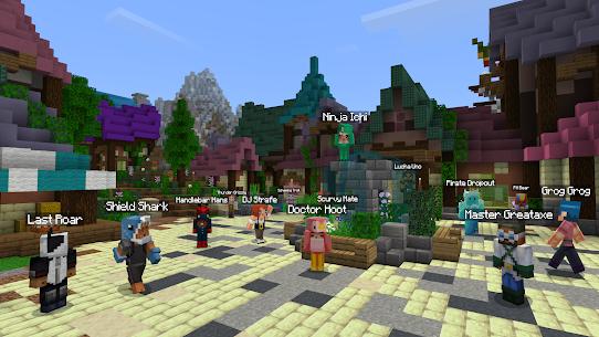 Minecraft APK MOD 3