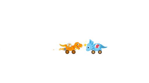 Dinosaur Smash: Driving games for kids 1.1.2 screenshots 6
