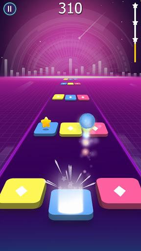 Beat Ball: Dancing Color Hop 1.2 screenshots 11