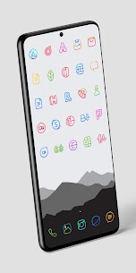 Caelus Icon Pack – Colorful Linear Icons 4.0.3 Apk 3