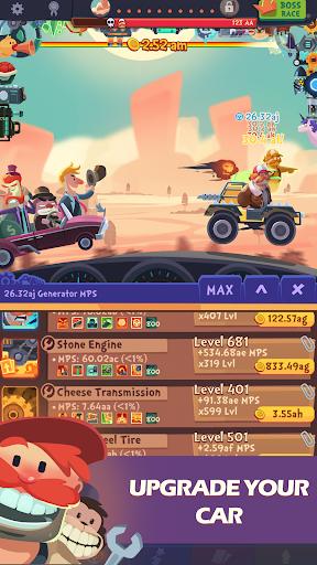Clicker Racing apklade screenshots 2