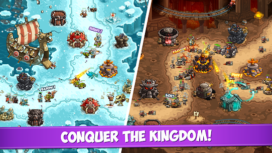 Kingdom Rush Vengeance APK MOD 1.9.11 3