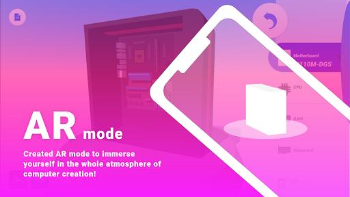 PC Creator PRO - PC Building Simulator Game  screenshots 3