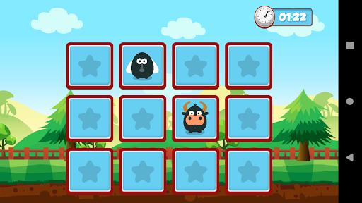 memory game matches for kids - train your brain screenshot 3