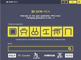 3D GYM - FB CURVES