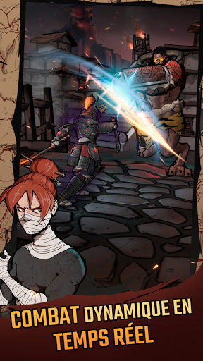 Télécharger Gratuit Demon Blade - Action RPG Japonais APK MOD (Astuce) screenshots 1