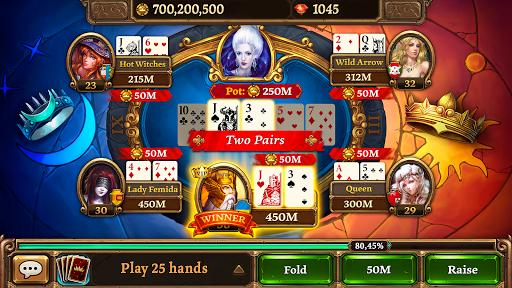 Play Free Online Poker Game - Scatter HoldEm Poker screenshots 2