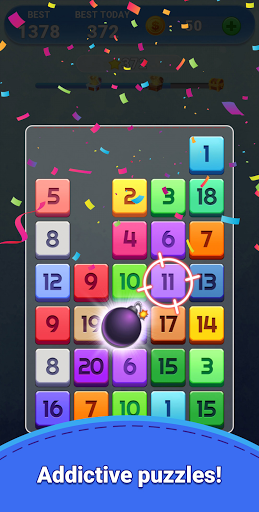 Merge Number Puzzle  screenshots 19