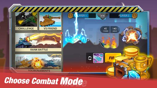 Tank Heroes Mod Apk Latest Version 2021** 5