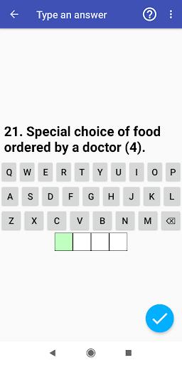 family crosswords-7 screenshot 3