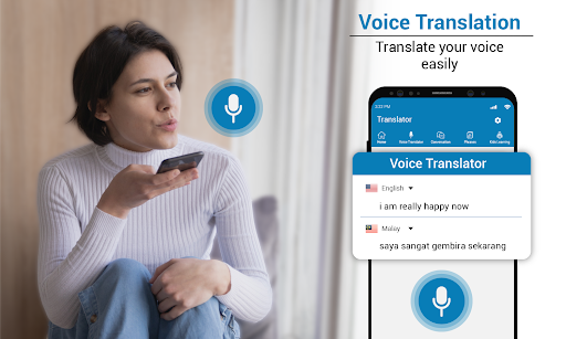 Translator All Voice Language Translate modavailable screenshots 9