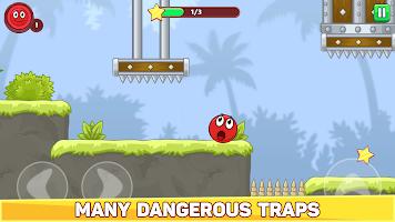 Bounce Ball 5 - Jump Ball Hero Adventure