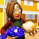 バーチャル 母 生活 シミュレーター 赤ちゃん ゲーム 2021年 - Androidアプリ