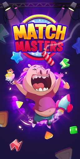 Match Masters - Online PVP Match 3 Puzzle Game screenshots 1