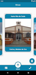 Misas Parroquia de Lourdes 1.3.0 screenshots 3