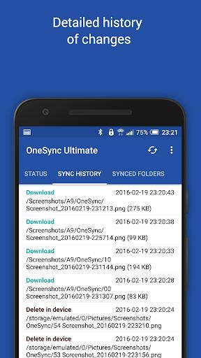 Autosync for OneDrive - OneSync screenshots 7