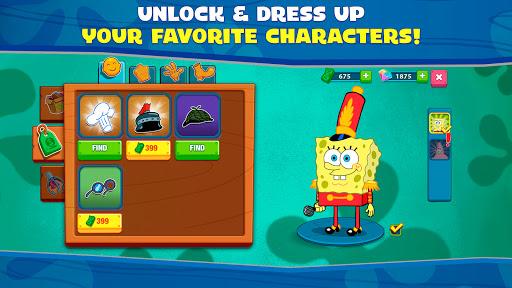 SpongeBob: Krusty Cook-Off 1.0.38 screenshots 7