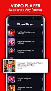 Max Video player HD Pro v1.1 MOD APK – Full HD Music Player 2021 1