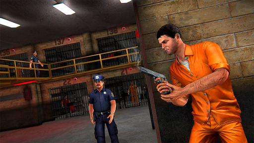 Prison Escape 2020 - Alcatraz Prison Escape Game 1.11 screenshots 2