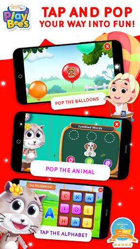 FirstCry PlayBees Play & Learn Kids and Baby Games  screenshots 2