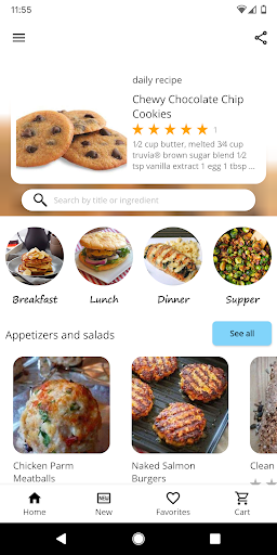 Diet Recipes 5.77 screenshots 1