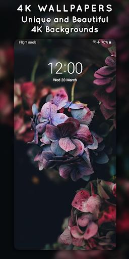 4K Wallpapers - Auto Wallpaper Changer 1.8.4 Screenshots 4
