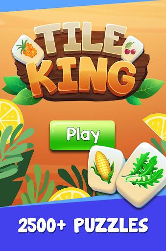 Tile King - Match 3 and Mahjong Puzzles  screenshots 1