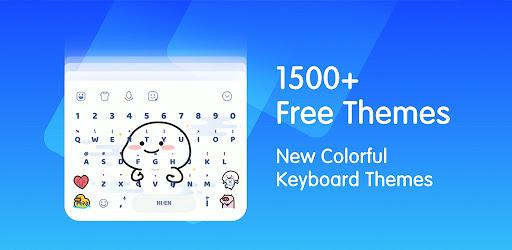 Facemoji Emoji Keyboard:Emoji Keyboard,Theme,Font APK 0