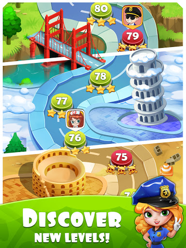 Traffic Jam Cars Puzzle modavailable screenshots 15